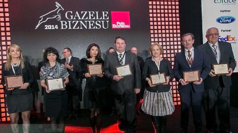 Nawara Serwis Gazelą Biznesu