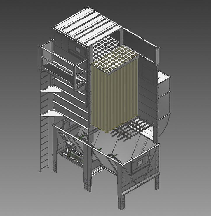 Filtr Rubin Nadciśnieniowy 3D