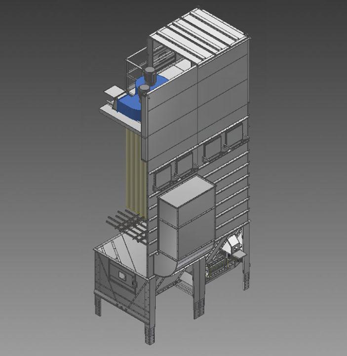 Rubin podciśnieniowy - 3D